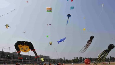 Photo of Fact check: Kite-flying was banned in Hyderabad, reported PTI