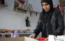 By necessity or design, Iraqi women launch Mosul firms