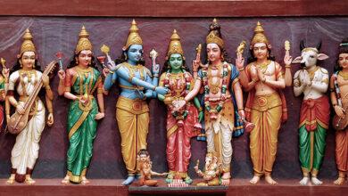 Photo of These Muslim sculptors have been preparing Hindu idols for 40 years