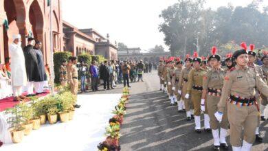 Photo of After Tiranga yatra row, AMU celebrates Republic Day with 'vigor and gaiety'