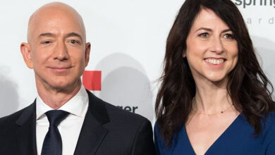 Photo of Amazon's Bezos, wife reach biggest divorce deal in history
