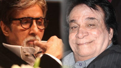 Photo of Amitabh and other film personalities remember Kader Khan