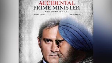 Photo of No political agenda behind 'The Accidental Prime Minister' release: Anupam Kher