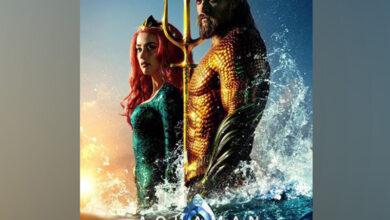 Photo of Aquaman joins billion-dollar club at worldwide box office