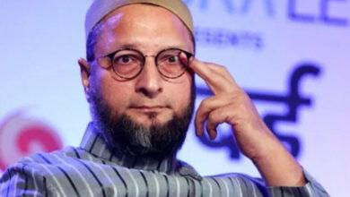 Photo of Asaduddin Owaisi slams minister for calling Hyderabad 'safe zone' for terror