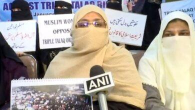 Photo of Triple talaq bill 'barbaric', says AIMPLB women wing
