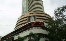 Markets slip on global cues, Sensex down over 248 points at 36,722