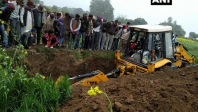 Photo of MP: 2-year-old boy falls into borewell, rescued
