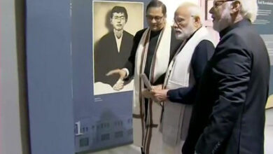 Photo of PM Modi inaugurates Netaji Subhash Chandra Bose museum