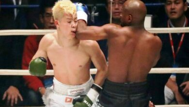 Photo of Floyd Mayweather makes millions after thrashing Japanese boxer