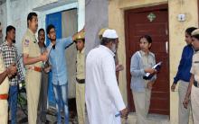 Cordon and Search Operation at Dabeerpura