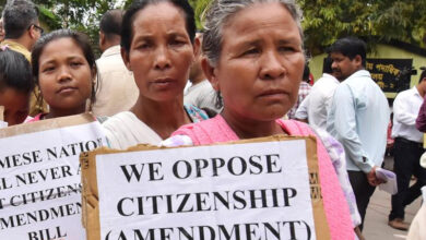 Photo of 11 northeastern political parties oppose Citizenship Bill