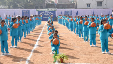Photo of 17th Annual sports Day of Princess Esin girls high school