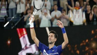 Photo of Australian Open: Djokovic battles past Medvedev to reach quarters round
