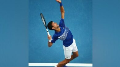 Photo of Djokovic begins 7th Australian Open title campaign with straight-set win