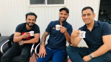 Photo of Amid Hardik Pandya's controversy, Kedar Jadhav shares picture on Twitter