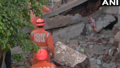 Photo of 2 dead, 12 soldiers trapped in Himachal house collapse