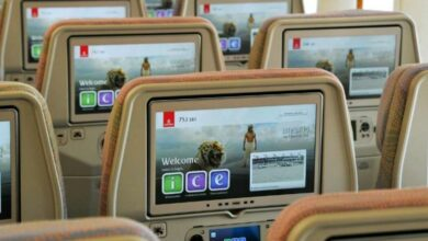 Photo of Emirates: Here's how to choose your entertainment before stepping on plane