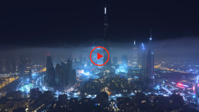 "Photo of Emirates shares time-lapse movie ""Imagine Dubai"""