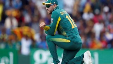 Photo of All-rounder's spot for World Cup remains a concern, says South Africa captain Faf du Plessis
