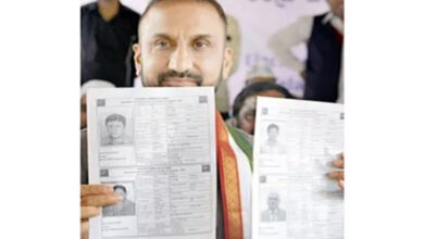 Photo of TS Assembly Polls: Feroz Khan exposes irregularities in electoral roll