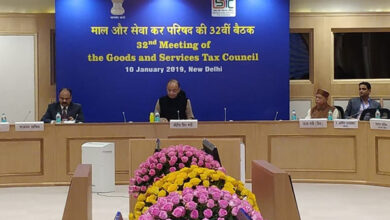 Photo of GST Council meeting underway, major relief expected for MSMEs, housing, cement industry