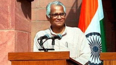 Photo of Ex-Defence Minister George Fernandes passes away at 88