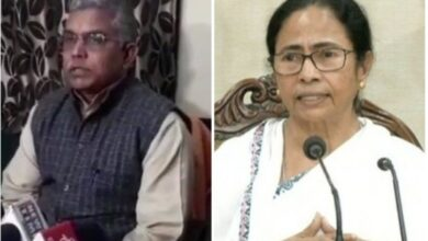 Photo of Mamata Banerjee fit to become PM from Bengal: WB BJP's chief