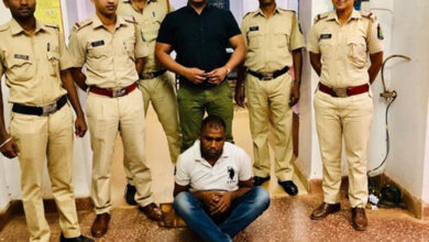 Photo of Police busts prostitution racket, rescues two girls