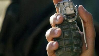 Photo of 2 cops injured in Sopore grenade attack