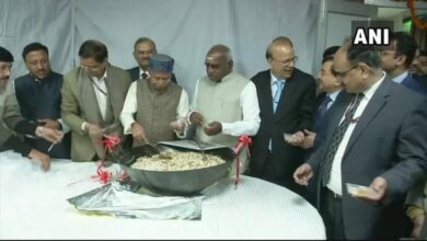Photo of Ahead of the interim budget, Halwa ceremony held at Finance Ministry