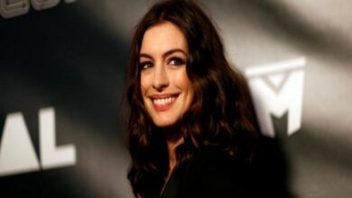 Photo of Anne Hathaway to do film on DuPont chemical company