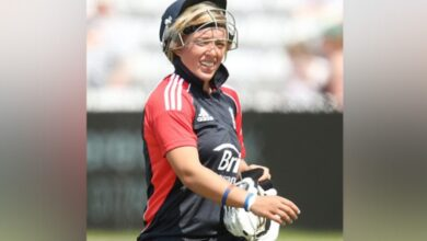 Photo of Danielle Hazell retires from international cricket