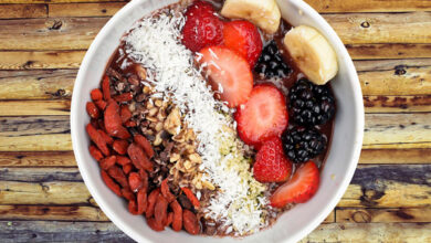 Photo of High-fibre diet may lower risk of death, chronic diseases