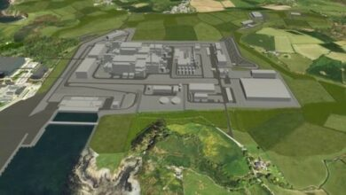 Photo of Hitachi halts work on Welsh Nuclear power project