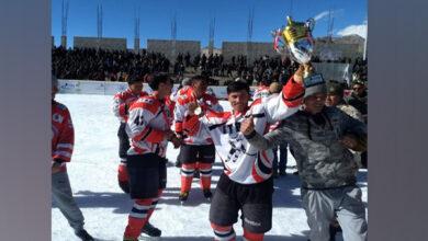 Photo of Ladakh: ITBP wins National Ice hockey tournament