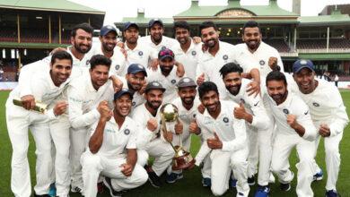 Photo of India script historic Test series, win on Australian soil