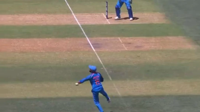 Photo of Watch: Ravindra Jadeja's spectacular throw to dismiss Usman Khawaja is making rounds