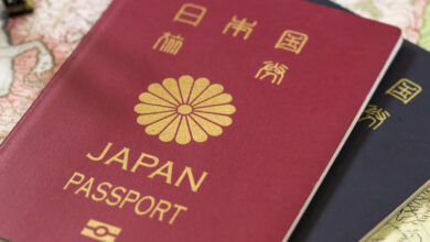 Photo of Japan tops list of most powerful passports