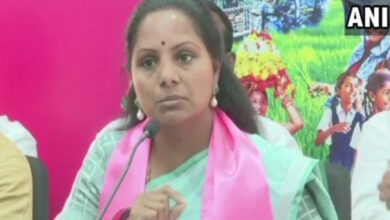 Photo of Telangana: Kavitha hits out at 'patriotic' BJP, asks why party didn't solve Kashmir issue