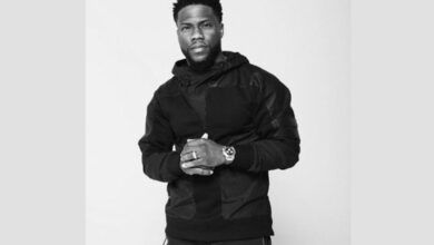 Photo of Kevin Hart to show serious side in 'Fatherhood'