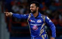 Krunal Pandya sends blank cheque for ex-cricketer battling for life