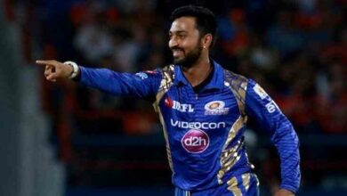 Photo of Krunal Pandya sends blank cheque for ex-cricketer battling for life