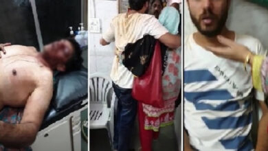 Photo of Lonavala: Muslim family brutally attacked, girls molested