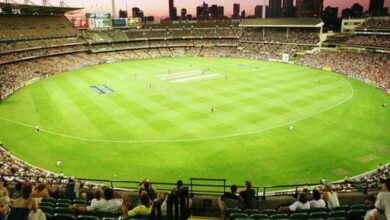 Photo of MCG pitch rated 'average' by ICC