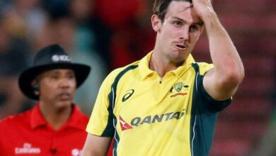 Photo of Mitchell Marsh ruled out of first ODI against India