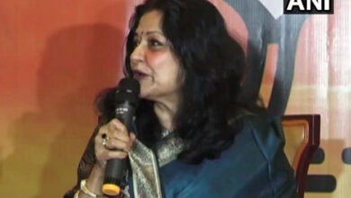 Photo of Need to tell the next generation what to wear for their good: Moushumi Chatterjee