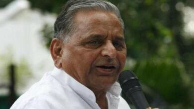 Photo of Mulayam Singh Yadav not in list of SP campaigners for Lok Sabha polls