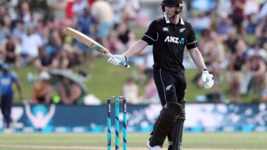 Photo of New Zealand recall Neesham, Astle for last two ODIs against India