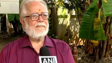 Photo of Once labelled as spy, former ISRO scientist Nambi Narayanan is happy to get Padma Bhushan award